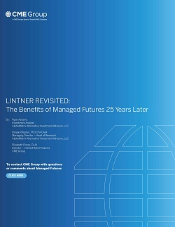 The Benefits of Managed Futures: Lintner Revisited 25 Years Later