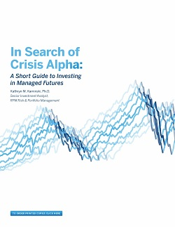In Search of Crisis Alpha: Short Guide To Investing In Managed Futures